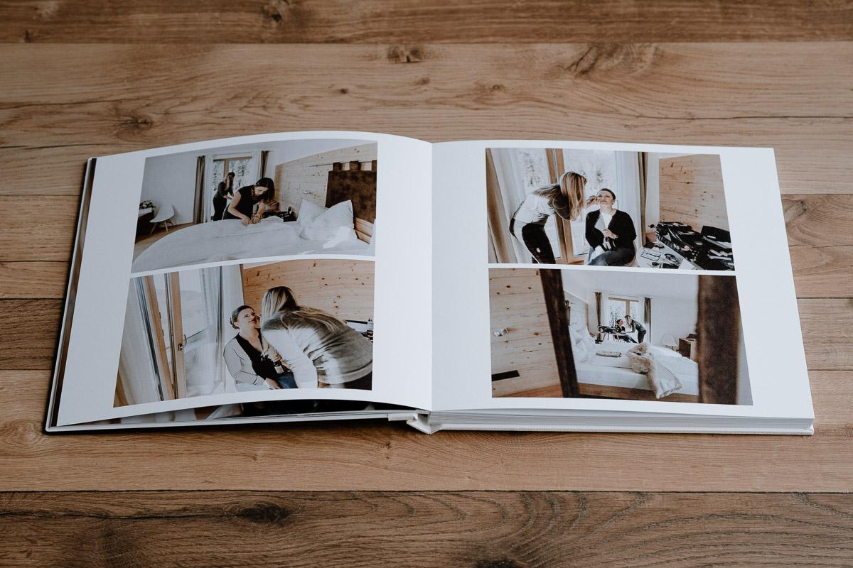 Fotobuch zum 18